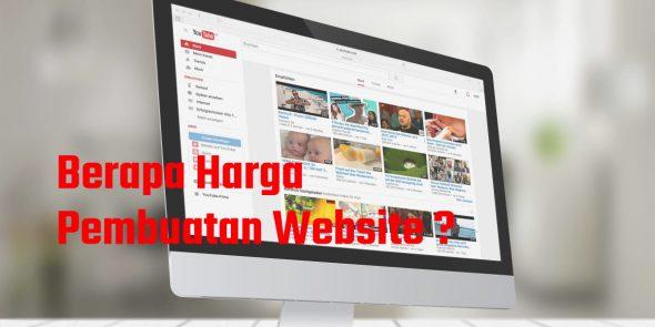 Harga Jasa Pembuatan Website, Mahal atau Murah?