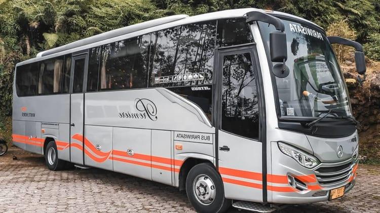 Penggunaan Bus Super Executive
